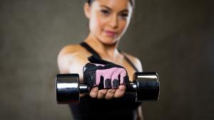Beginner workout, upper body workout for women